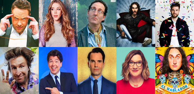 Win the ultimate comedy gig prize